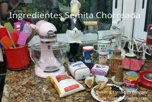Ingredientes para semita